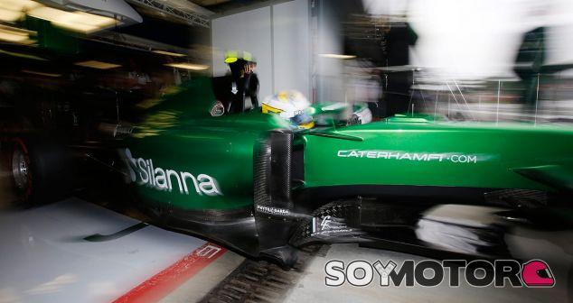 Kolles y Ravetto defienden que Caterham ha pagado - LaF1.es