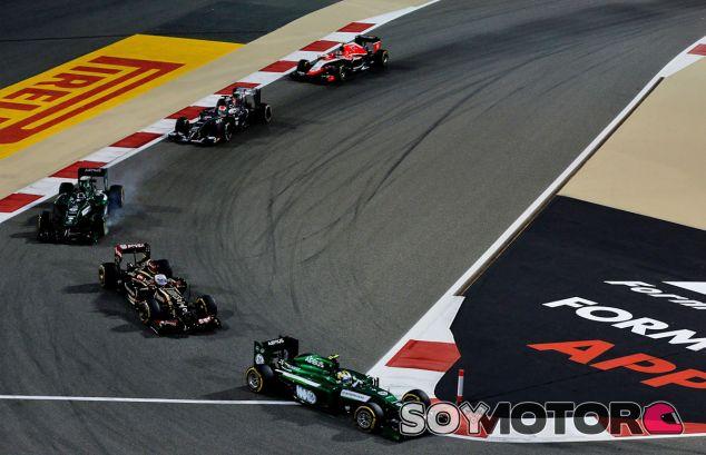 Instantánea del pasado Gran Premio de Baréin - LaF1