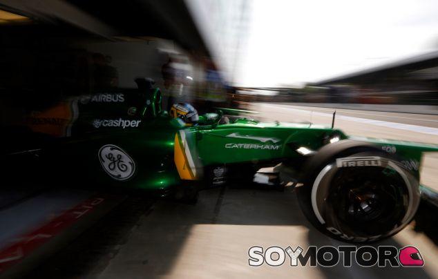 Charles Pic en el pasado Gran Premio de Italia - LaF1