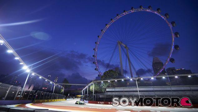 Roberto Merhi no correrá en el GP de Singapur