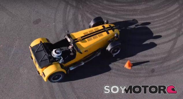 Record Caterham - SoyMotor.com