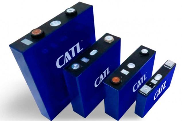 CATL, desarrollador de la batería - SoyMotor.com