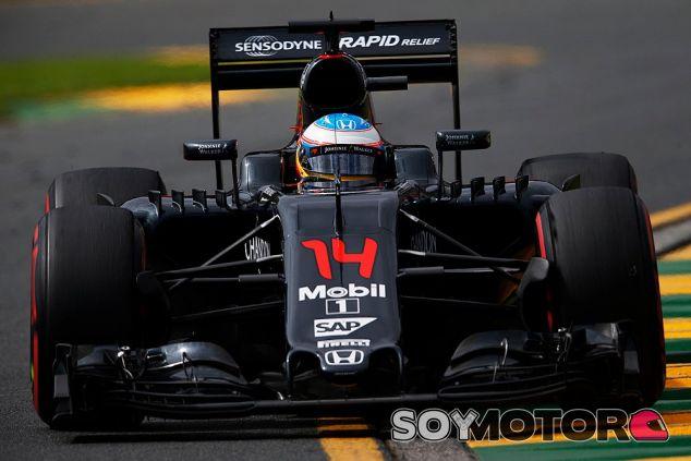 Fernando Alonso en Australia - laF1