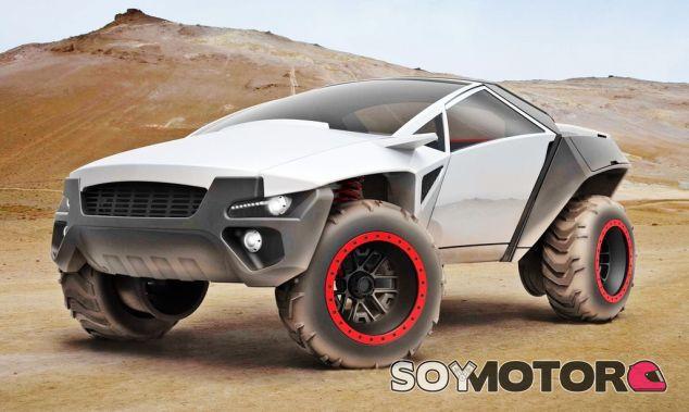 Cefalo: un SUV de tamaño adaptable - SoyMotor.com