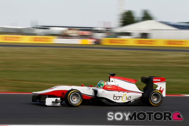 Celis Jr quiere ser piloto titular en 2017 - LaF1