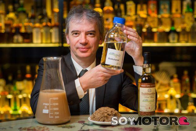 Los restos de la producción del Whisky sirven para crear biobutanol - SoyMotor