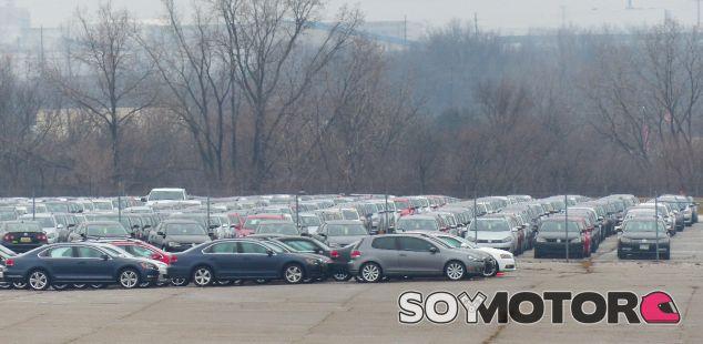 Los Volkswagen recomprados por la marca a sus propietarios se acumulan - SoyMotor.com