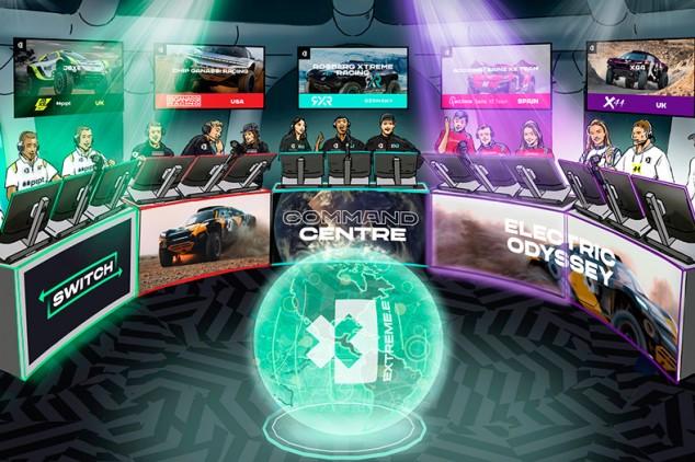 La Extreme E presenta su centro de comando: un pit-wall a la última - SoyMotor.com