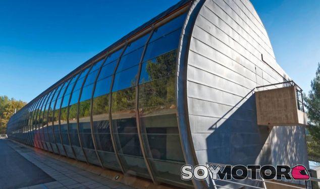 Las instalaciones del nuevo centro de diseño de Mercedes en el sur de Francia - SoyMotor