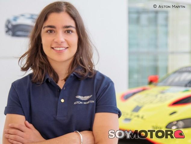 Chadwick ficha por Aston Martin y correrá las 24 Horas de Nürburgring - SoyMotor.com