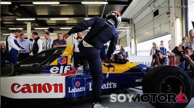 Chandhok pilotará el FW14B de Williams en Goodwood - SoyMotor.com