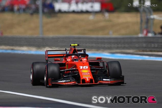Charles Leclerc en los Libres del GP de Francia F1 2019 - SoyMotor