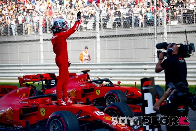 """Domenicali: """"¿Que la F1 es aburrida? La audiencia ha crecido""""  - SoyMotor.com"""