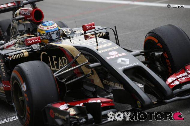Charles Pic en Monza - LaF1