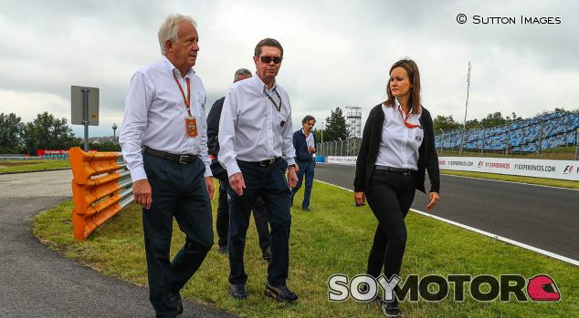Whiting es el actual Director de Carrera en F1 - SoyMotor