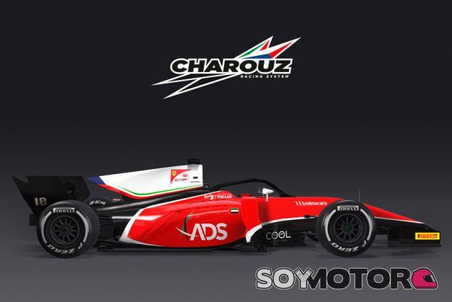 Charouz contará con Delétraz, Fuoco y el apoyo de Ferrari en 2018