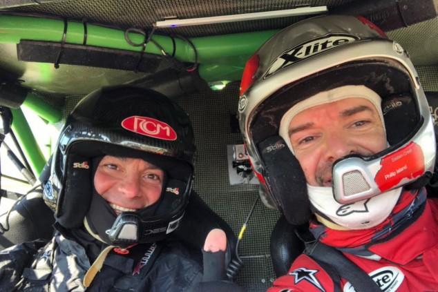 Carlos Checa y Paolo Cecci - SoyMotor.com