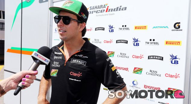 "Sergio Pérez: ""Ferrari y Red Bull reducirán bastante la diferencia con Mercedes"""