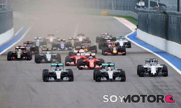 Nick Chester es optimista y cree que la F1 acabará acordando su futuro para 2017 - LaF1