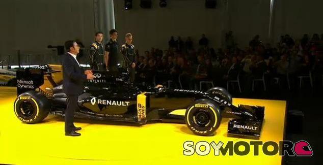 Renault se plantea unos objetivos muy modestos para 2016 - LaF1