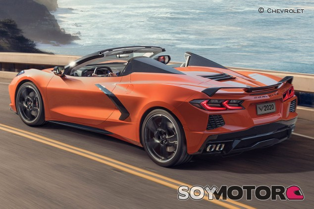 Chevrolet Corvette Stingray Convertible 2020 - SoyMotor.com