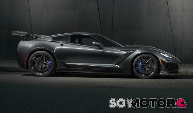Nuevo Chevrolet Corvette ZR1: 755 caballos sólo para Estados Unidos - SoyMotor.com