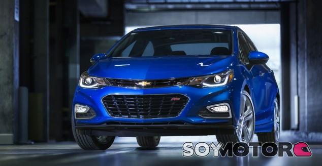 El Chevrolet Cruze mejora en todos los aspectos - SoyMotor