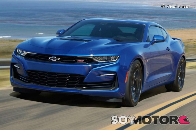 Chevrolet Camaro 2020: a gusto del consumidor - SoyMotor.com