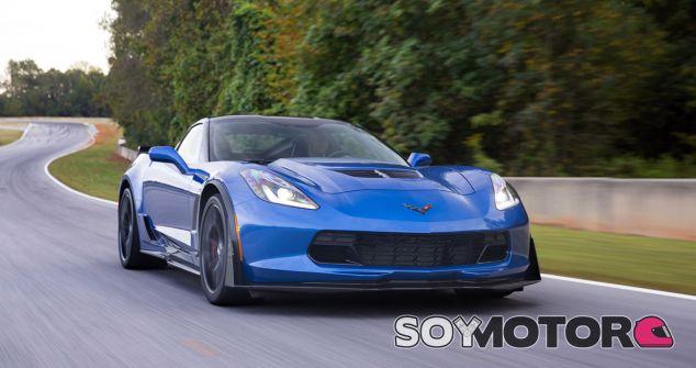 ¿El futuro del Chevrolet Corvette es eléctrico? - SoyMotor
