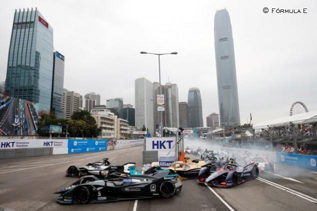 ePrix de Hong Kong 2019 - SoyMotor