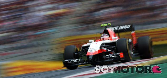 Marussia en el GP de Gran Bretaña F1 2014: Previo