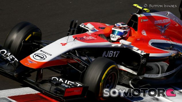 Max Chilton en Rusia 2014 - LaF1