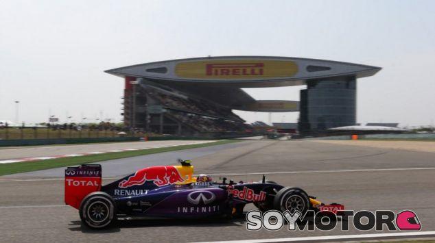 Sigue en directo el Gran Premio de China de Fórmula 1 2016 - LaF1