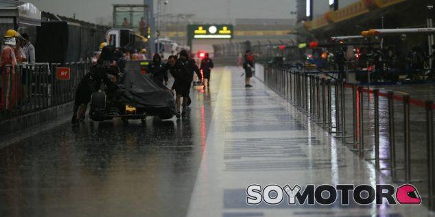 GP de China F1 2016: Libres 3 Minuto a Minuto