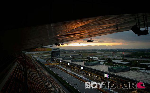 Circuito de Shanghái - SoyMotor.com