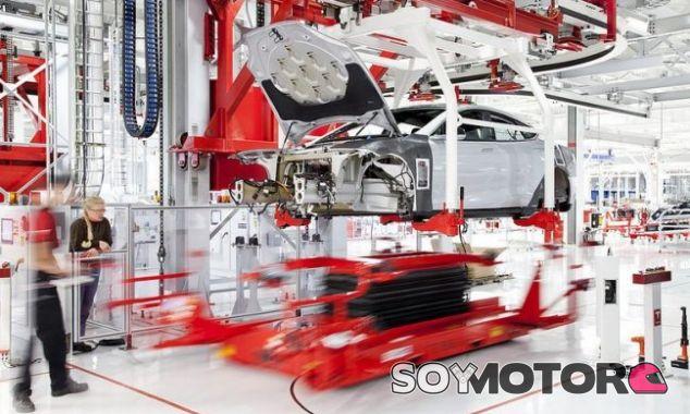 Tesla segunda gigafactoría en China - SoyMotor.com
