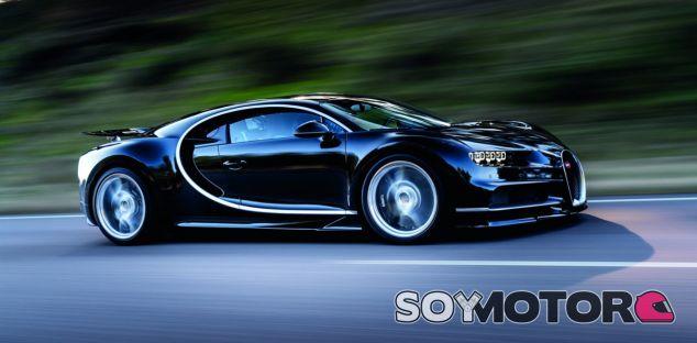 Bugatti Chiron - SoyMotor.com