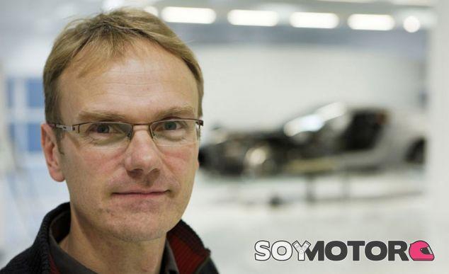 Chris Porritt era el vicepresidente de ingeniería de vehículos de Tesla Motors - SoyMotor
