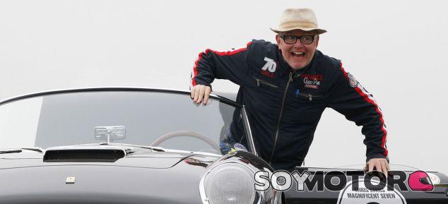 Chris Evans es el nuevo presentador de Top Gear - SoyMotor