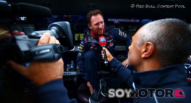 "Horner, sorprendido con la victoria de Ricciardo: ""No esperábamos ser competitivos"""