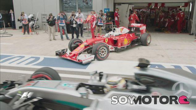 GP de Rusia F1 2016: Libres 3 Minuto a Minuto - LaF1