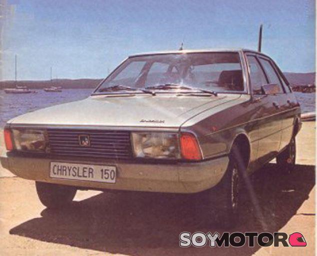 Chrysler 150 - SoyMotor.com