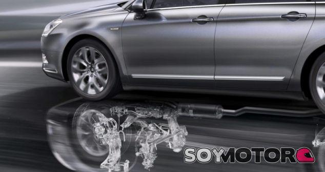 Nueva suspension citroën para 2017 -SoyMotor