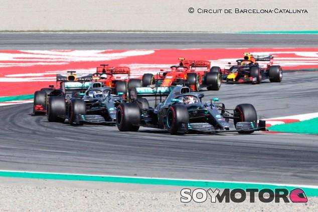 El GP de España, la carrera más exigente para los neumáticos en Montmeló - SoyMotor.com