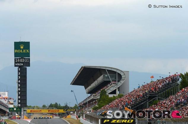 Escena del GP de España F1 2018 - SoyMotor