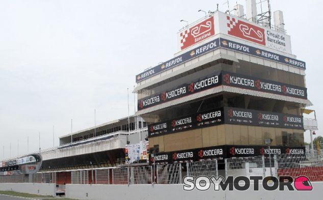 La torre del Circuito de Barcelona-Catalunya - LaF1
