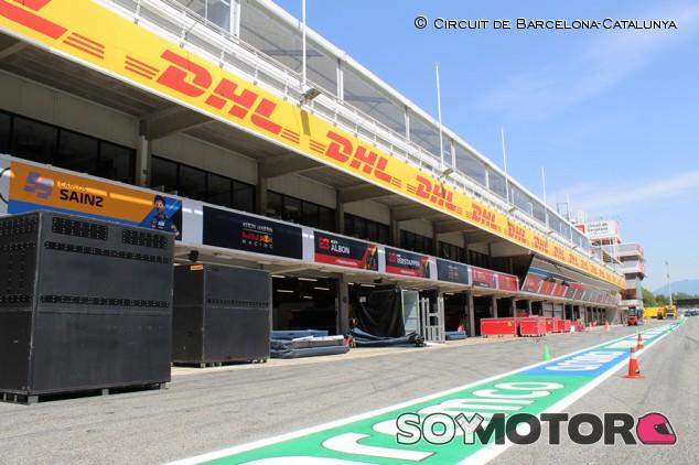 Horarios del GP de España F1 2020 y cómo verlo por televisión - SoyMotor.com