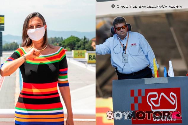 Teixidor y Santamaría, nombrados presidenta y director del Circuit de Barcelona-Catalunya - SoyMotor.com