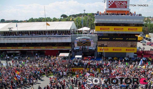 El Circuit organiza una carrera a pie durante el GP de España F1 2017 - SoyMotor.com