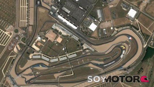 El circuito de Magny Cours se aleja de la Fórmula 1